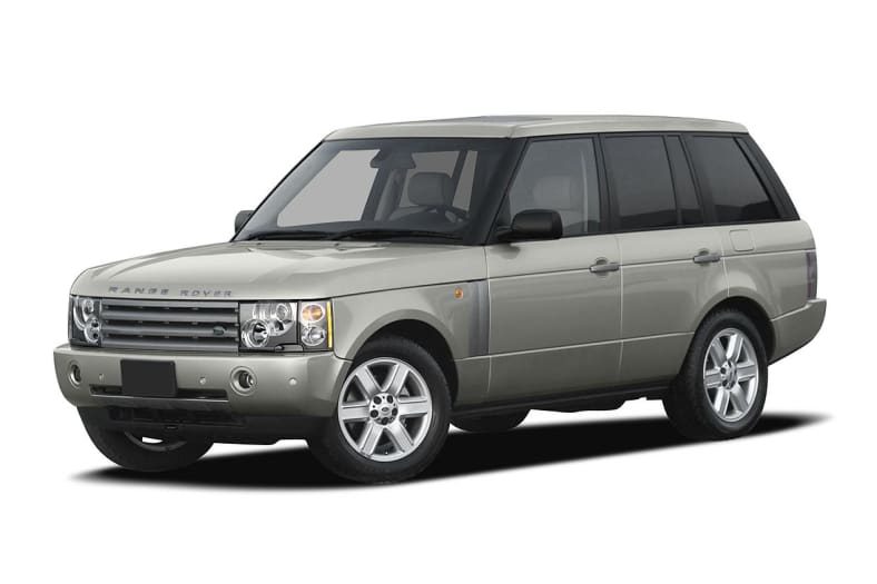2004 Land Rover Range Rover Information