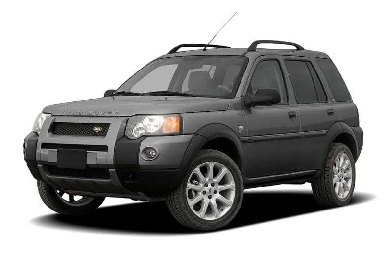 2004 land rover freelander information. Black Bedroom Furniture Sets. Home Design Ideas