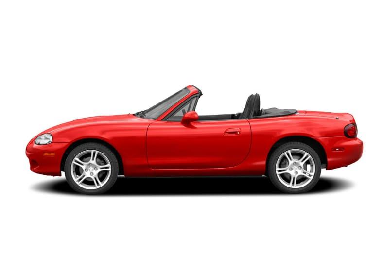 2004 Mazda MX-5 Miata Exterior Photo