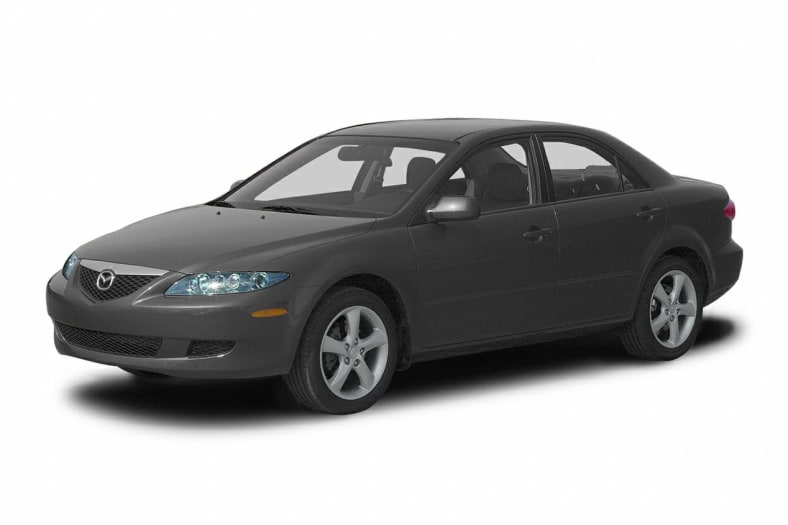 2004 mazda mazda6 information. Black Bedroom Furniture Sets. Home Design Ideas