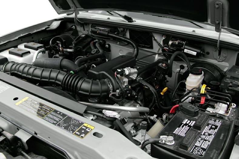2004 Mazda B4000 Exterior Photo