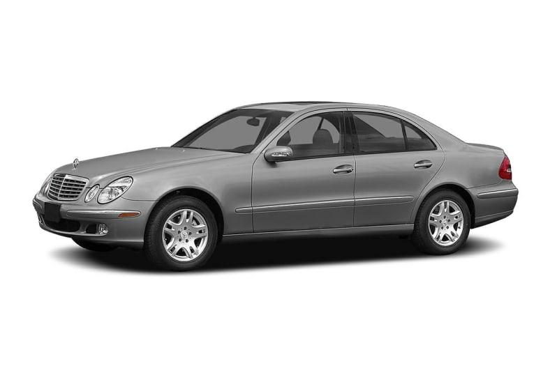 2004 mercedes benz e class information for Mercedes benz e320 2004