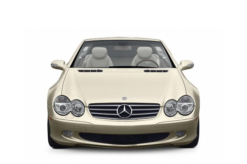2004 Mercedes-Benz SL-Class Exterior Photo