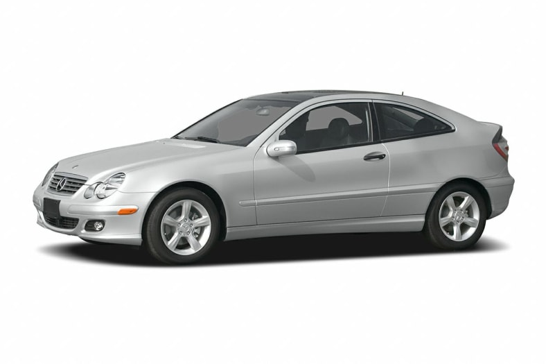 2004 mercedes benz c class kompressor sport c 230 2dr for 2004 mercedes benz c class hatchback