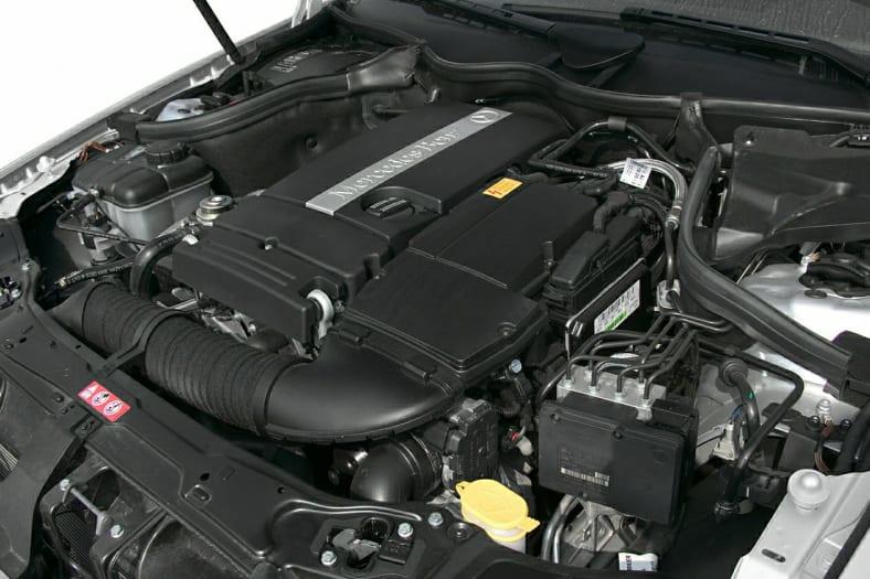 2004 Mercedes-Benz C-Class Exterior Photo