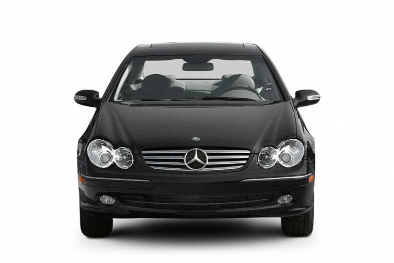 2004 Mercedes-Benz CLK-Class Exterior Photo