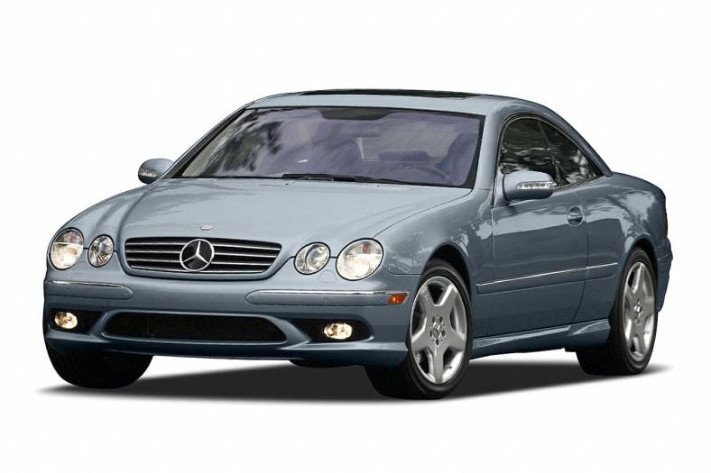2004 CL-Class