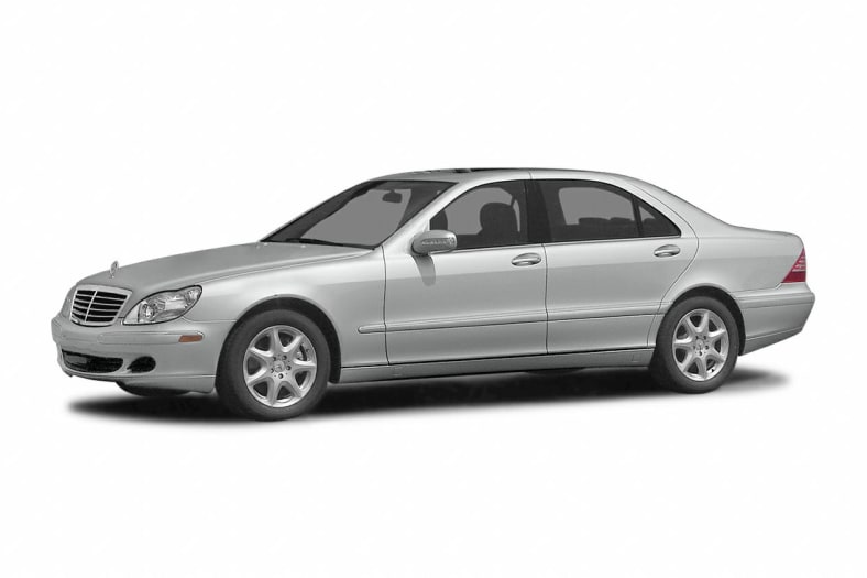 2004 S-Class
