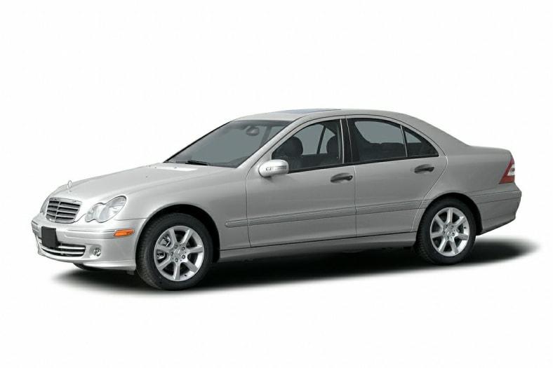 2004 C-Class