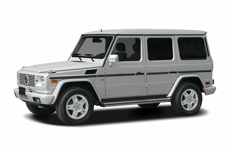 2004 Mercedes-Benz G-Class Exterior Photo