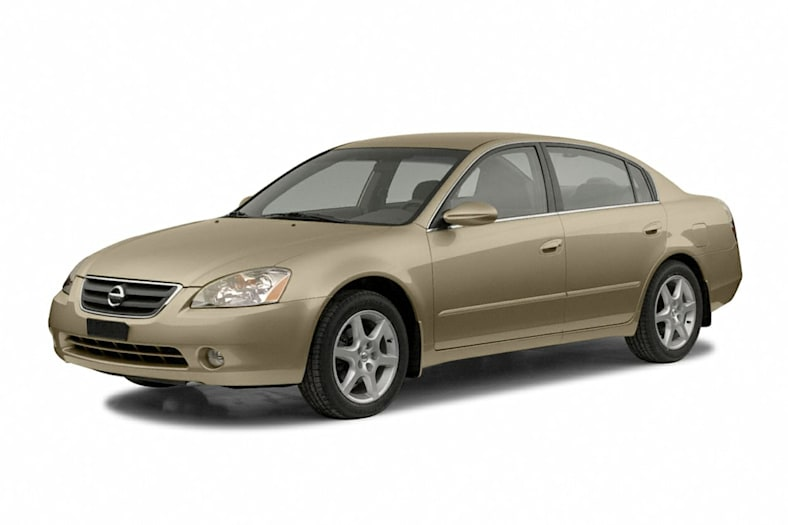 2004 Nissan Altima Information