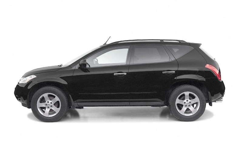 2004 nissan murano sl all wheel drive pictures. Black Bedroom Furniture Sets. Home Design Ideas