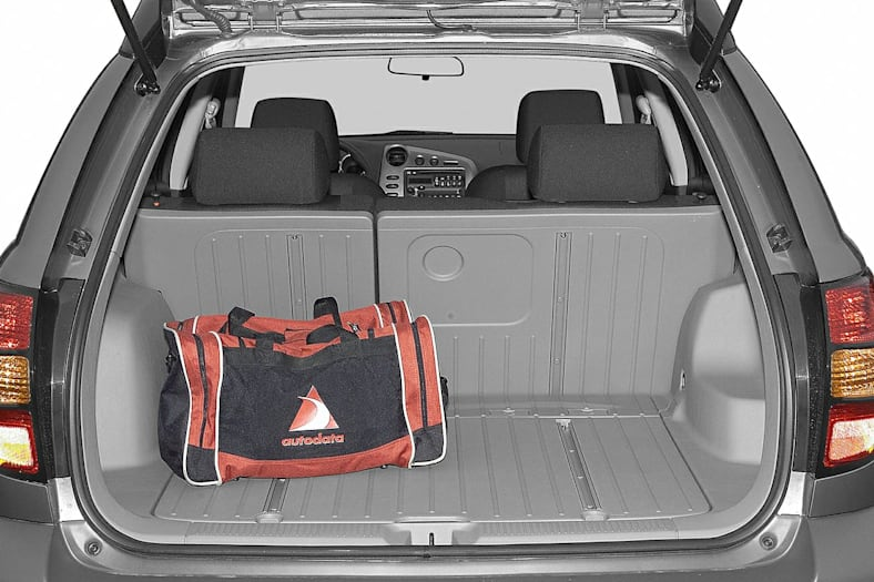 2004 Pontiac Vibe Exterior Photo