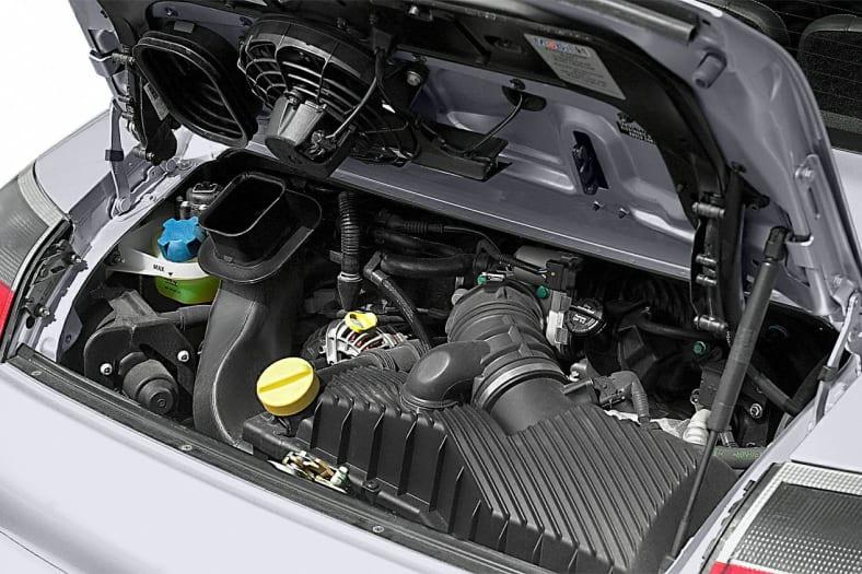 2004 Porsche 911 Exterior Photo