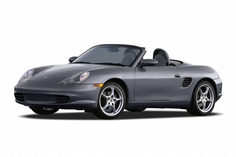 2004 Porsche Boxster Exterior Photo