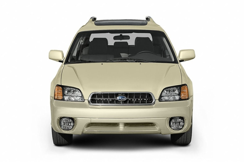 2004 Subaru Outback Exterior Photo