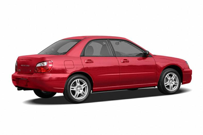 2004 Subaru Impreza Exterior Photo