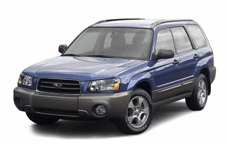2004 subaru forester information. Black Bedroom Furniture Sets. Home Design Ideas