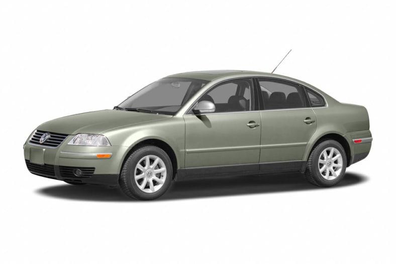 2004 Volkswagen Passat Information