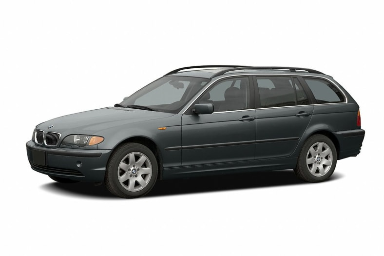 2005 Bmw 325 Xit 4dr All Wheel Drive Sport Wagon Information