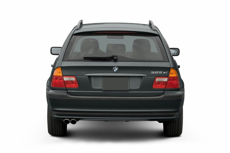 2005 Bmw 325 Xit 4dr All Wheel Drive Sport Wagon Pictures
