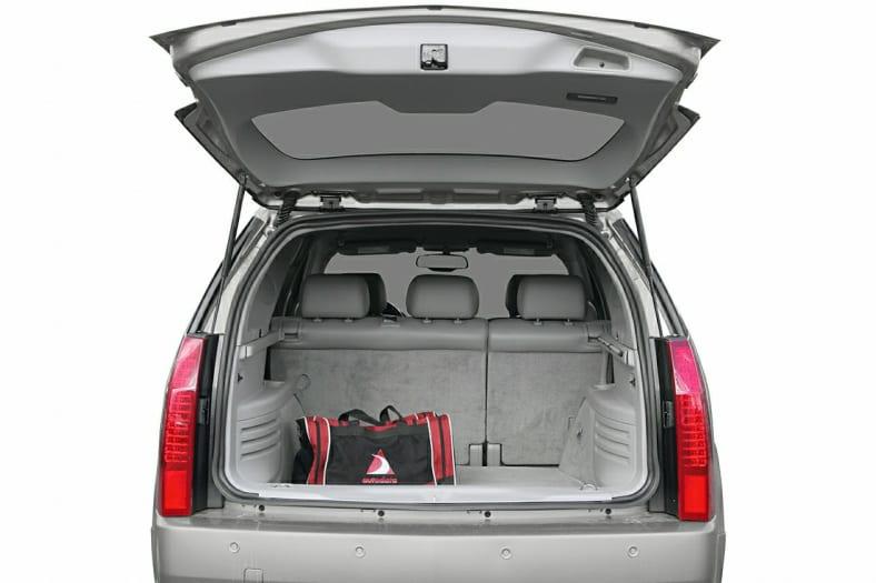 2005 Cadillac SRX Safety Recalls