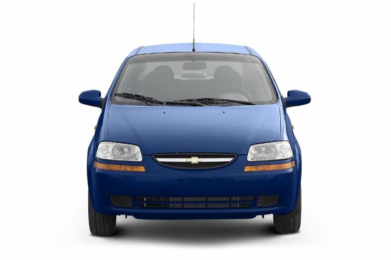 2005 Chevrolet Aveo Pictures