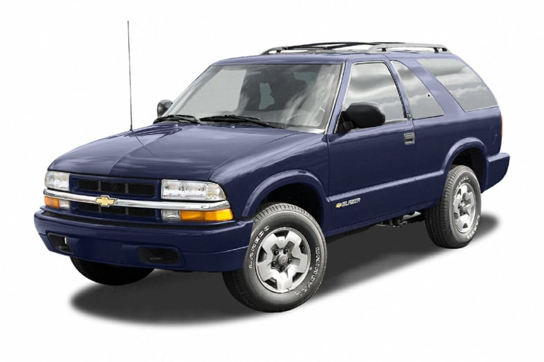 2005 Chevrolet Blazer Ls 2dr 4x4 Specs And Prices