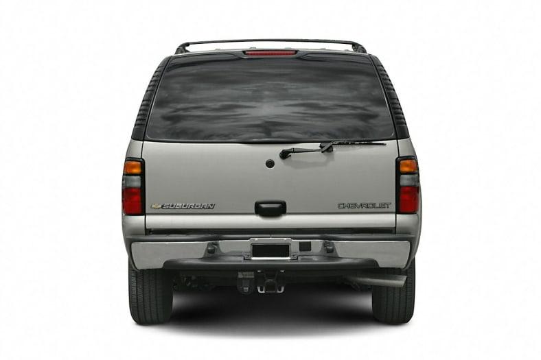 2005 Chevrolet Suburban 1500 Exterior Photo