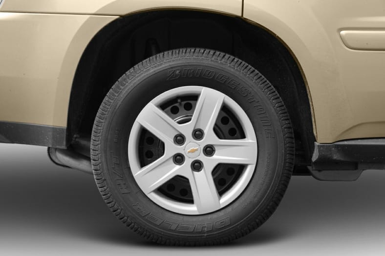 2005 Chevrolet Equinox Exterior Photo
