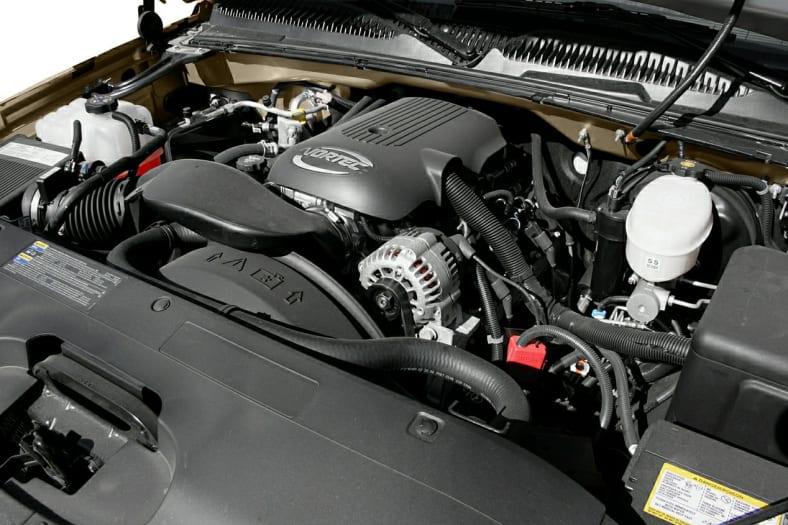 2005 Chevrolet Silverado 1500 Exterior Photo