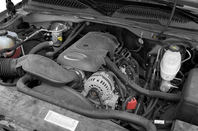 2005 Chevrolet Silverado 2500HD Exterior Photo