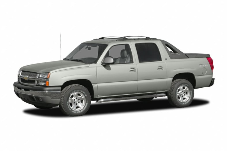 2005 Chevrolet Avalanche 1500 Exterior Photo