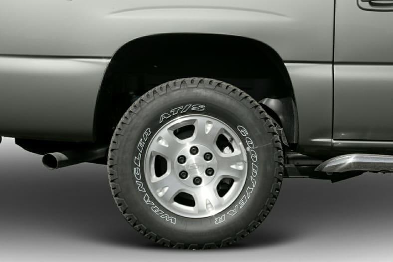 2005 Chevrolet Avalanche 2500 Exterior Photo