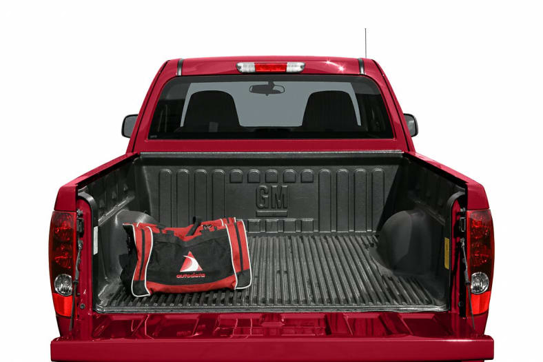 2005 Chevrolet Colorado Exterior Photo