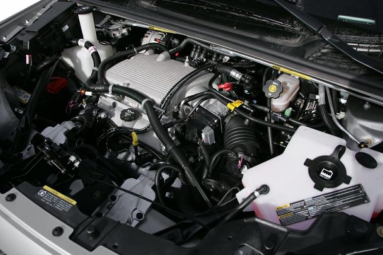 2005 Chevrolet Uplander Reviews Specs Photos
