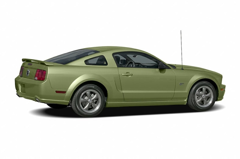2005 Ford Mustang Exterior Photo