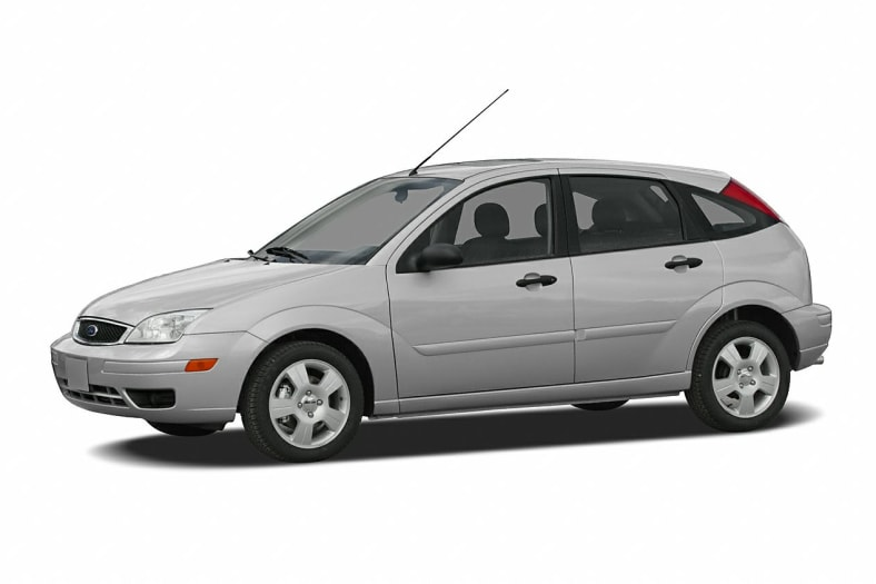 2005 ford focus zx5 s 4dr hatchback information. Black Bedroom Furniture Sets. Home Design Ideas