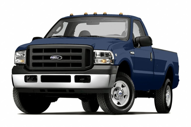2005 Ford F-350 Exterior Photo