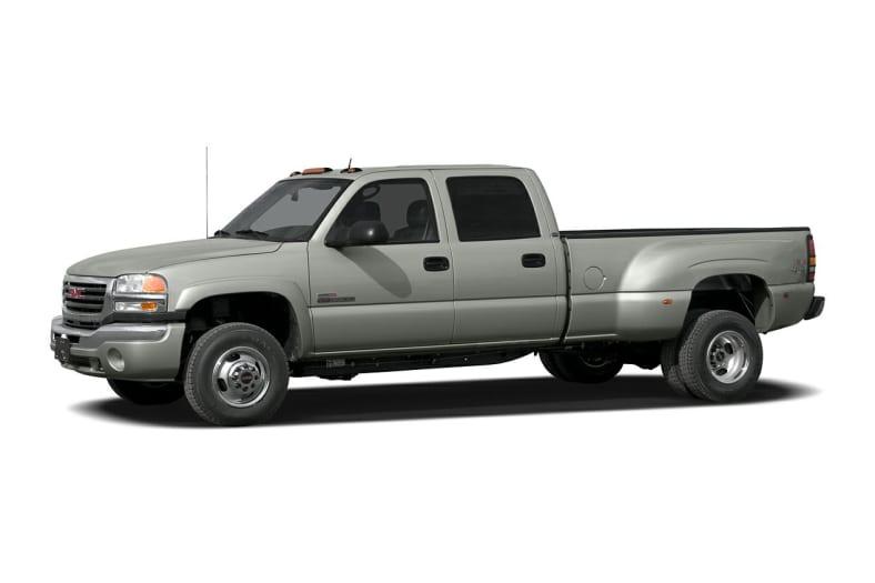 2005 Sierra 3500