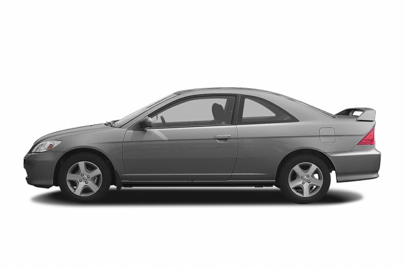 2005 Honda Civic LX 2dr Coupe Pictures