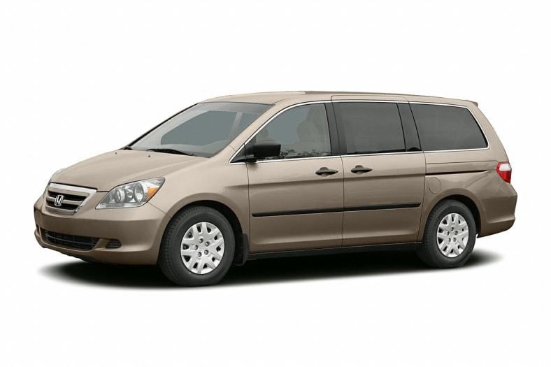 2005 Honda Odyssey Information