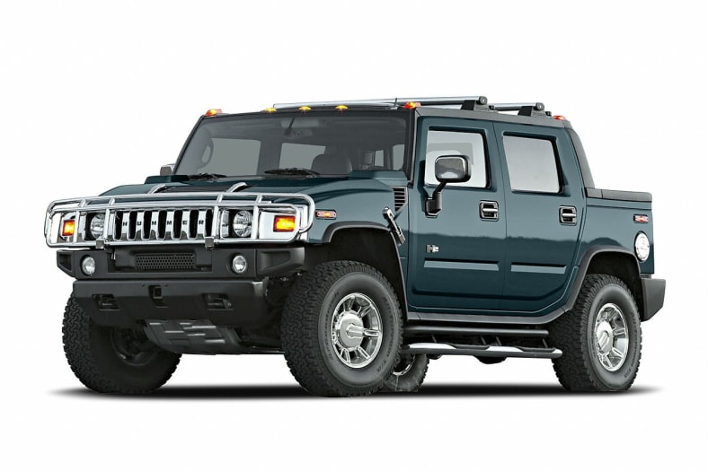 2005 HUMMER H2 SUT Exterior Photo