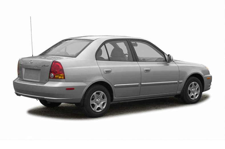 2005 hyundai accent gls 4dr sedan pictures. Black Bedroom Furniture Sets. Home Design Ideas