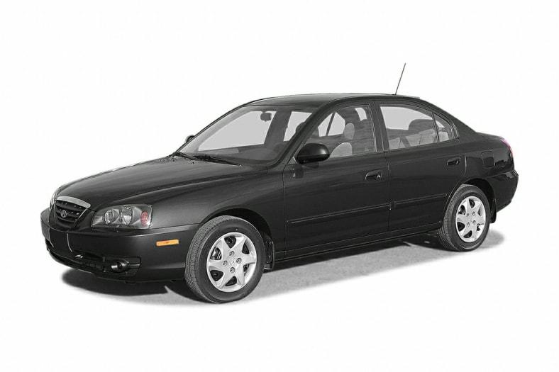 2005 Hyundai Elantra Information