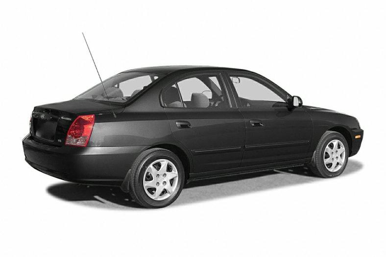 2005 Hyundai Elantra Pictures