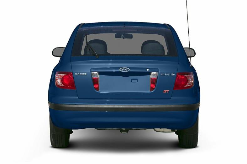 2005 Hyundai Elantra Gt 4dr Hatchback Pictures