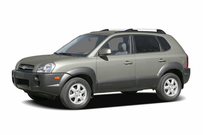 2005 Hyundai Tucson Information