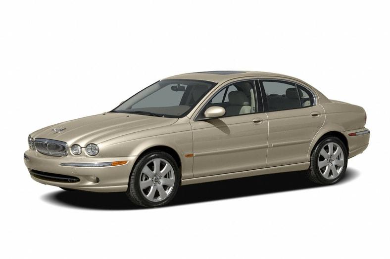 Marvelous 2005 Jaguar X TYPE