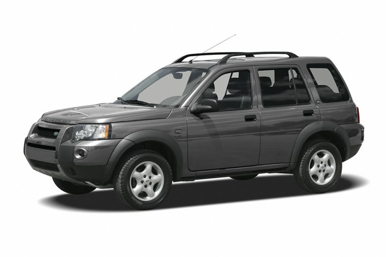 2005 land rover freelander information. Black Bedroom Furniture Sets. Home Design Ideas